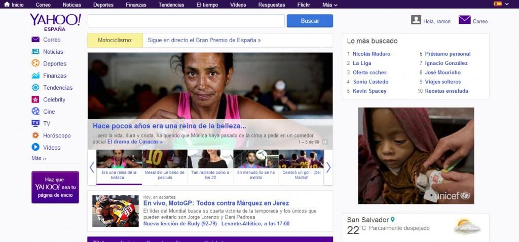 Como enviar un archivo por Yahoo