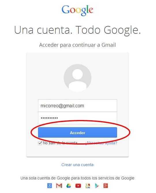 Como Cerrar Sesión en Gmail