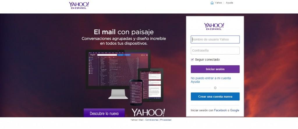 Como enviar una imagen por Yahoo