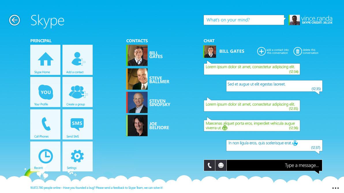 Windows Live Messenger ahora Skype