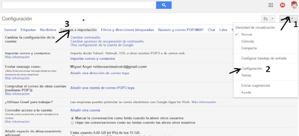 configurar tu alias en gmail
