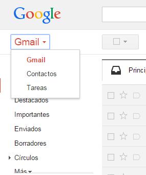 lista de tareas en gmail
